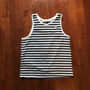 Ovo Striped Tank Top